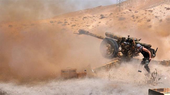 Photo of Takfiri militants seize key Syrian army base in Idlib