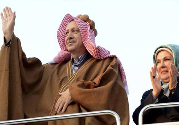 Photo of Erdogan Coordinated with Saudi Terrorist Groups' Attack on Idleb