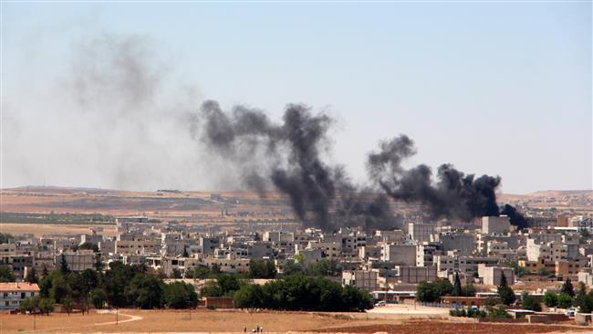 Photo of Turkey let ISIL militants into Syria's Kobani: Syria