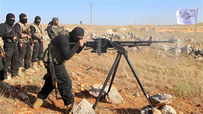 Photo of 'US spending big on Syria militants'