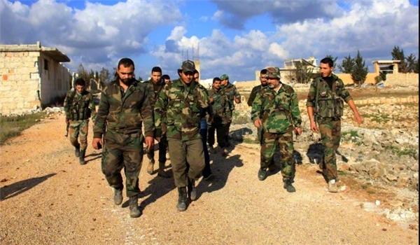 Photo of Syrian Army, Hezbollah Start Advancing towards Zobdani