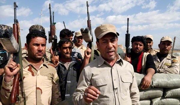 Photo of 40 ISIL Terrorists Killed in Iraq