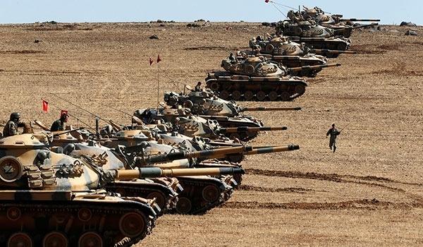 Photo of Report: Turkey Preparing to Help Terrorists Capture Aleppo