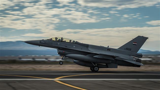 Photo of 52 ISIL Takfiri militants slain in Iraqi army airstrikes