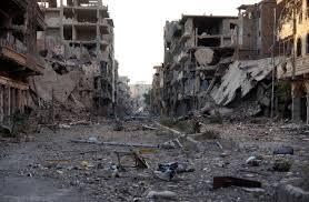 Photo of Mortar shell kills 5 family members near Syrian capital