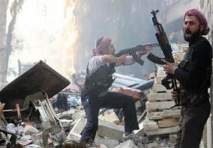 Photo of Two dozen militants slain in Syria infighting