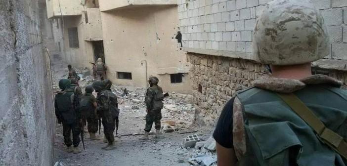 Photo of Hezbollah and the SAA Capture the Al-Zabadani Bus Station