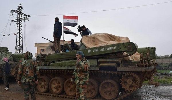 Photo of Syrian Army Wins Back Strategic Jazal Heights, ISIL Flees towards Palmyra