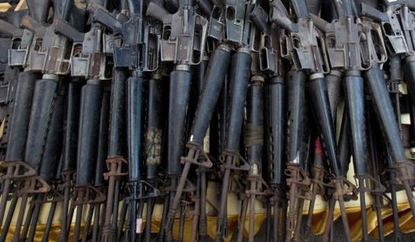 Photo of EXC: Terrorist israeli-Made Weapons Seized by Hezbollah in Zabadani