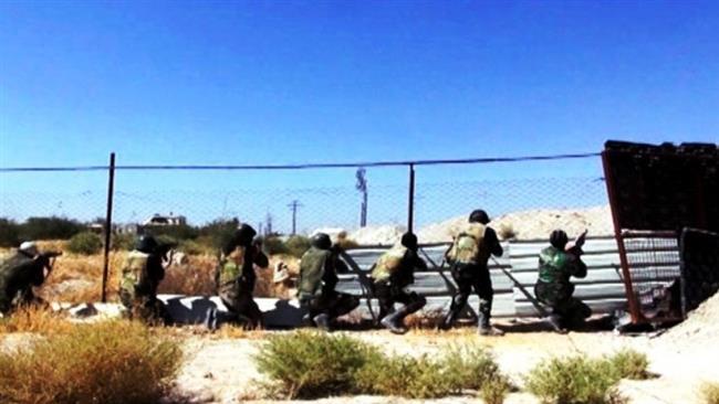 Photo of Syria, Hezbollah advance in east Zabadani