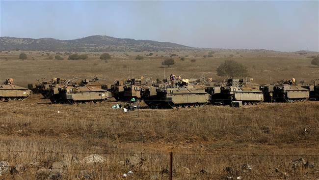 Photo of Rabid dog Israeli regime airstrikes hit Syrian army on Golan Heights