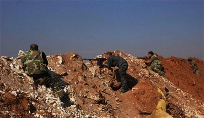 Photo of Kurdish Fighters Tighten Siege on Al-Nusra Terrorists in Aleppo in Syria
