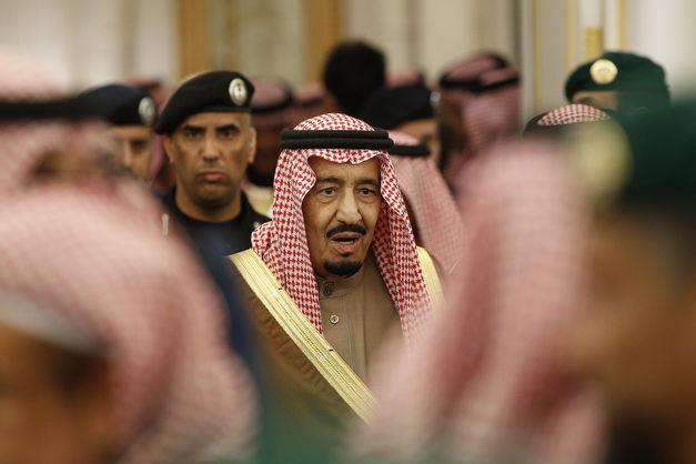 Photo of Terrorist Saudi King to Mina Tragedy Victims: May Tranquility Accompany You