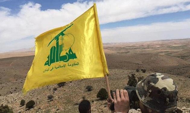Photo of Hezbollah Strikes Nusra Terrorists on Lebanon-Syria Border