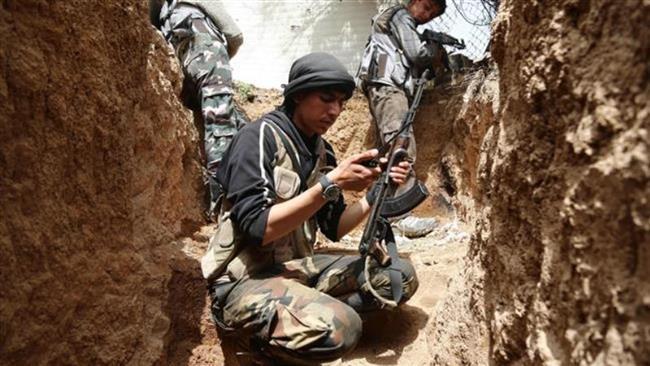Photo of Volunteer fighters of Israel infighting killed over 150 terrorists 1000s to flee N Syria