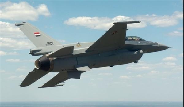 Photo of 30 ISIL Terrorists Killed in Iraqi Airstrikes in Salahuddin Province