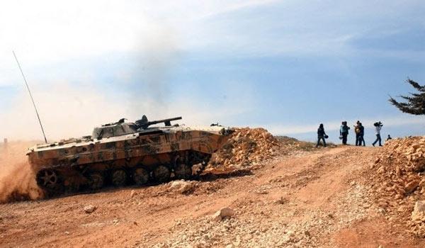 Photo of Hezbollah Smashes Terrorists near Lebanon-Syria Border