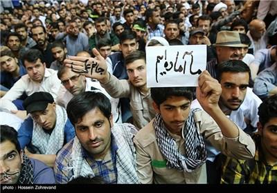 Photo of Iran Renews Allegiance to Imam Khomeini's Ideals