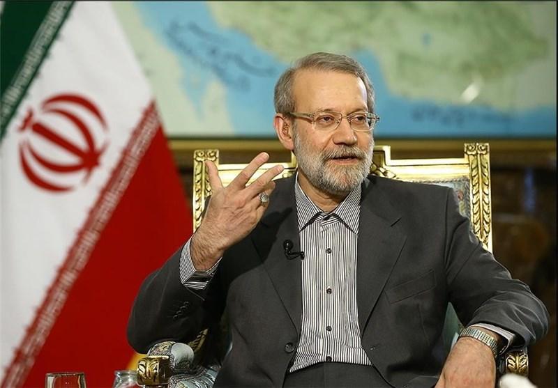 Photo of Iran's Larijani Urges US Action, Not Words on JCPOA