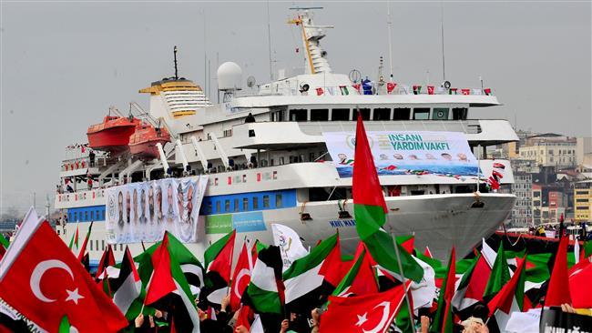 Photo of Erdogan blasts Gaza flotilla organizers