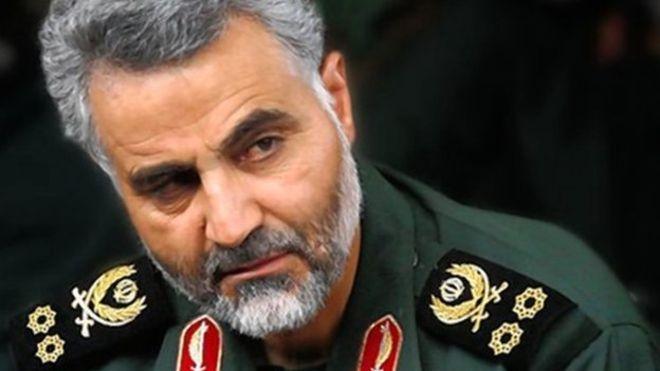 Photo of Commander Soleimani: Sheikh Qassim, redline for Bahrain's regime