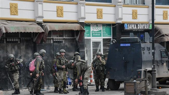 Photo of Turkey announces curfew in rural areas near southeastern Diyarbakir