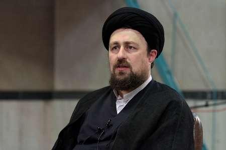 Photo of Late Imam's grandson: Islamic Revolution a divine revolution