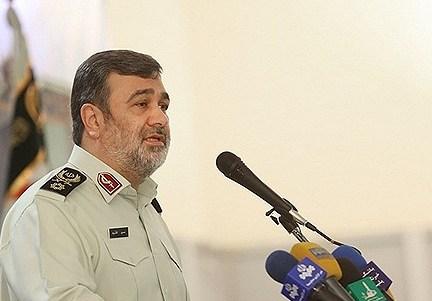 Photo of Police: No infiltration by Daesh, Takfiri terrorists into Iran