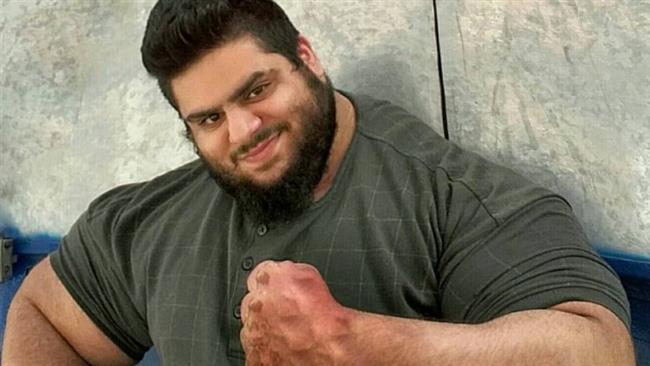 Photo of 'I, Sajjad Qaribi, am an Iranian soldier'
