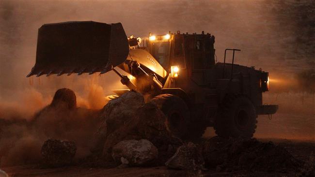 Photo of Inhuman Israelis kill Palestinian, demolish house