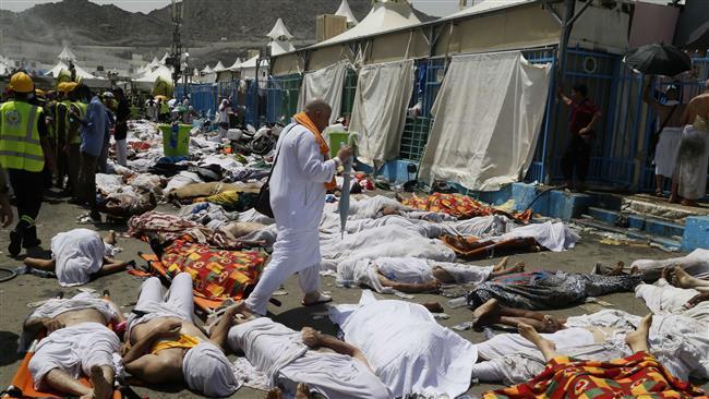 Photo of Saudis fear Iran shedding light on Hajj tragedy: Iran official