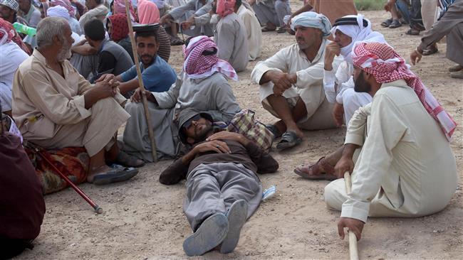 Photo of 7000 civilians flee Fallujah via Iraqi government safe corridor