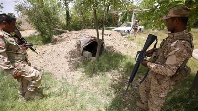 Photo of Iraqi forces kill senior Daesh commander near Shirqat