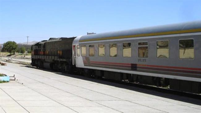 Photo of Iran-bound Turkish train bombed, no fatalities