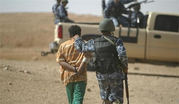 Photo of Turkey-Trained ISIL Terrorist Arrested in Iraq