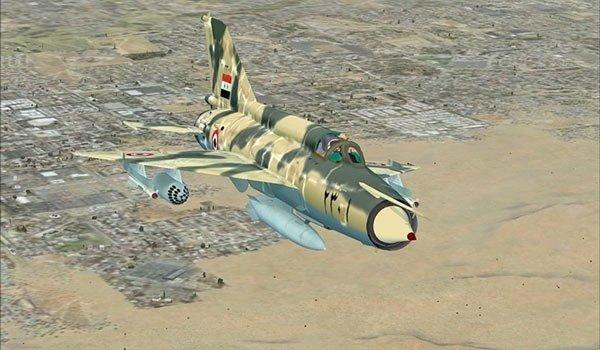 Photo of Syrian army air force destroys ISIL dens in Deir Ezzor