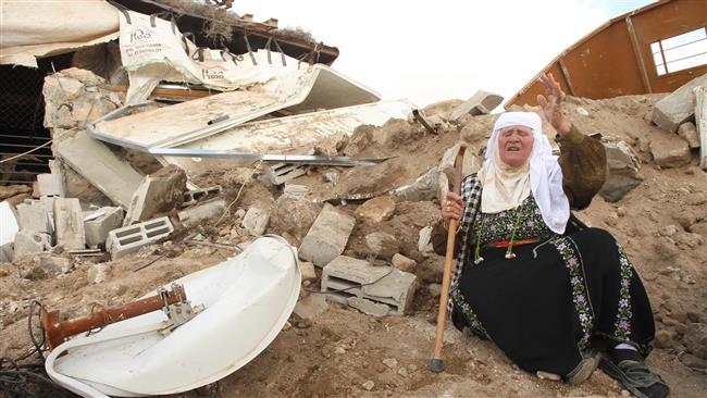 Photo of Terrorist israeli forces demolish more Palestinian homes