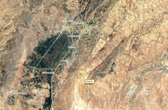 Photo of Syrian Army advances on Al Qaeda stronghold in Qalamoun