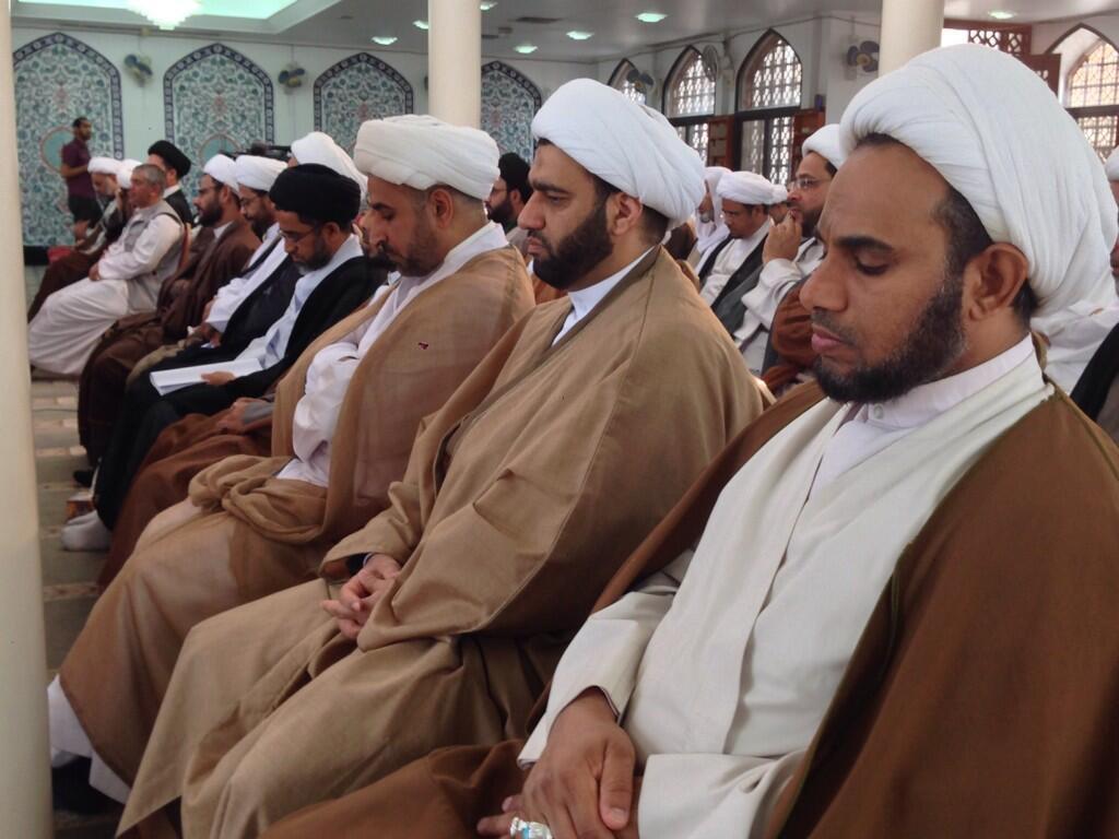 Photo of Bahraini Regime Bans Again Sheikh Sankour from Leading Friday Prayer in Diraz
