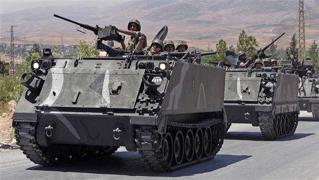 Photo of Lebanese army raids Daesh position, arrest four terrorists
