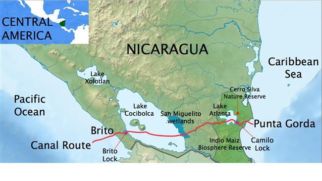 Photo of Iran eyes Nicaragua rival to Panama Canal