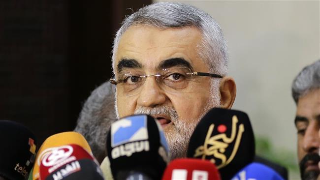 Photo of All Iran-bound terrorists arrested: Senior lawmaker
