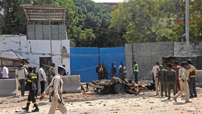 Photo of Al-Shabab gunmen attack beach restaurant in Mogadishu