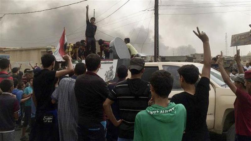 Photo of Air raids, blasts leave 55 Daesh terrorists dead in Iraq