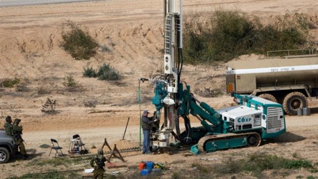 Photo of Terror Regime to build underground concrete barrier to encircle Gaza