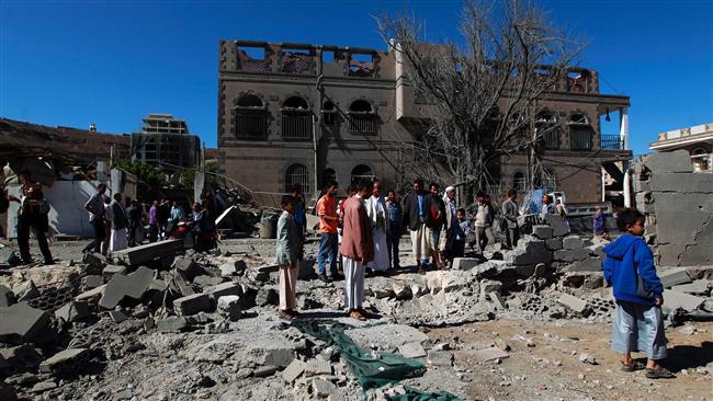Photo of Saudi airstrike kills 3 Yemeni children, critically injures parents
