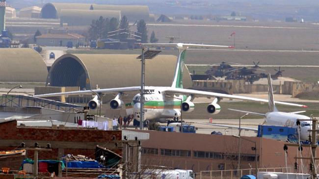 Photo of Turkey's Diyarbakir airport hit in suspected Kurdish rocket attack