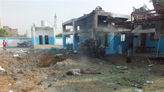 Photo of 25 civilians killed as zionist Saudi jets bomb regions across Yemen
