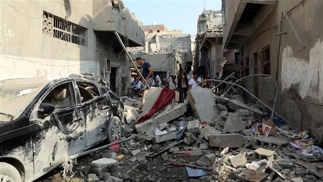 Photo of Yemenis kill, injure 40 militants after Saudi carnage in Hudaydah