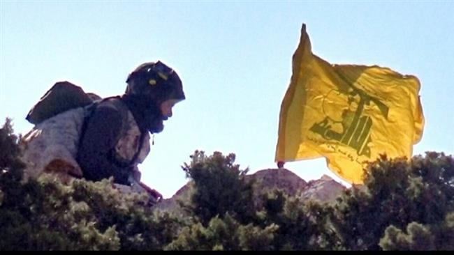 Photo of Hezbollah fighters kill Takfiris on Lebanon-Syria border